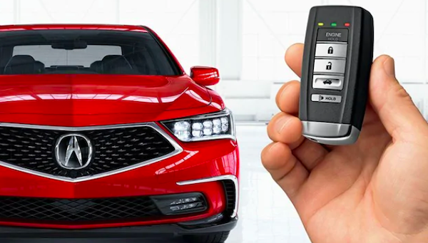 How To Use Remote Start >> Acura Remote Start Maywood Acura Service Center